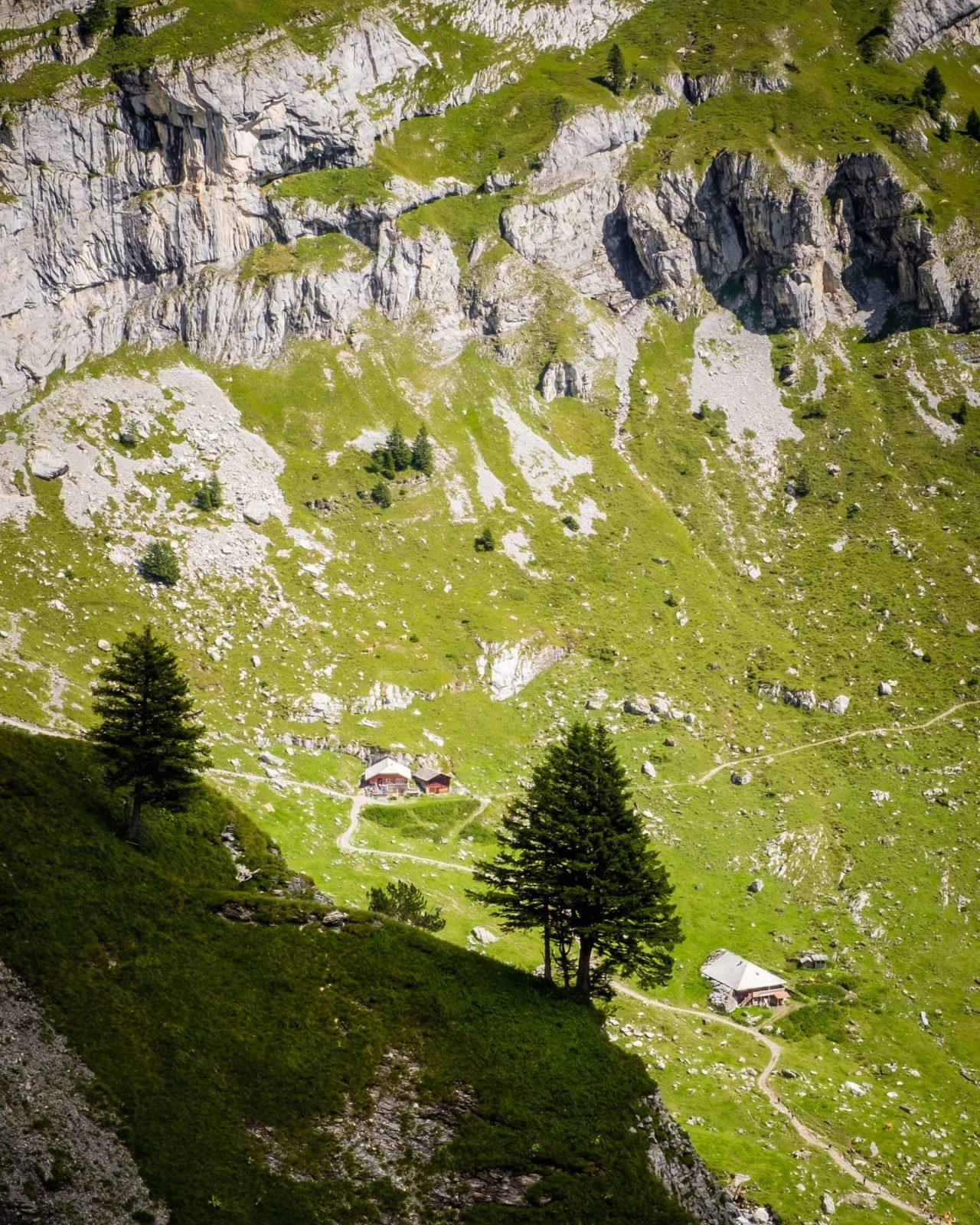 Heuberg, Oeschinensee, Switzerland