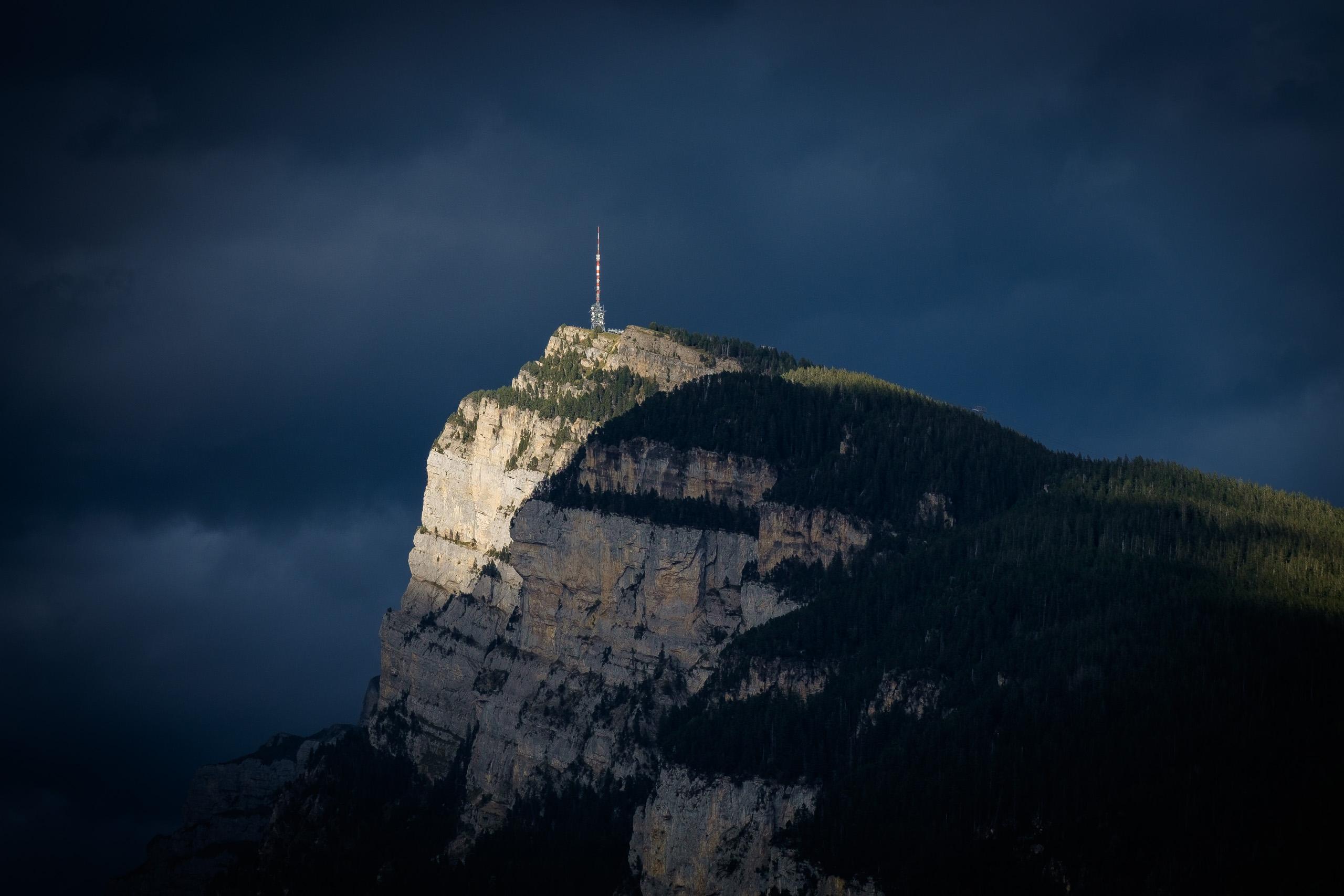 Niederhorn, Switzerland