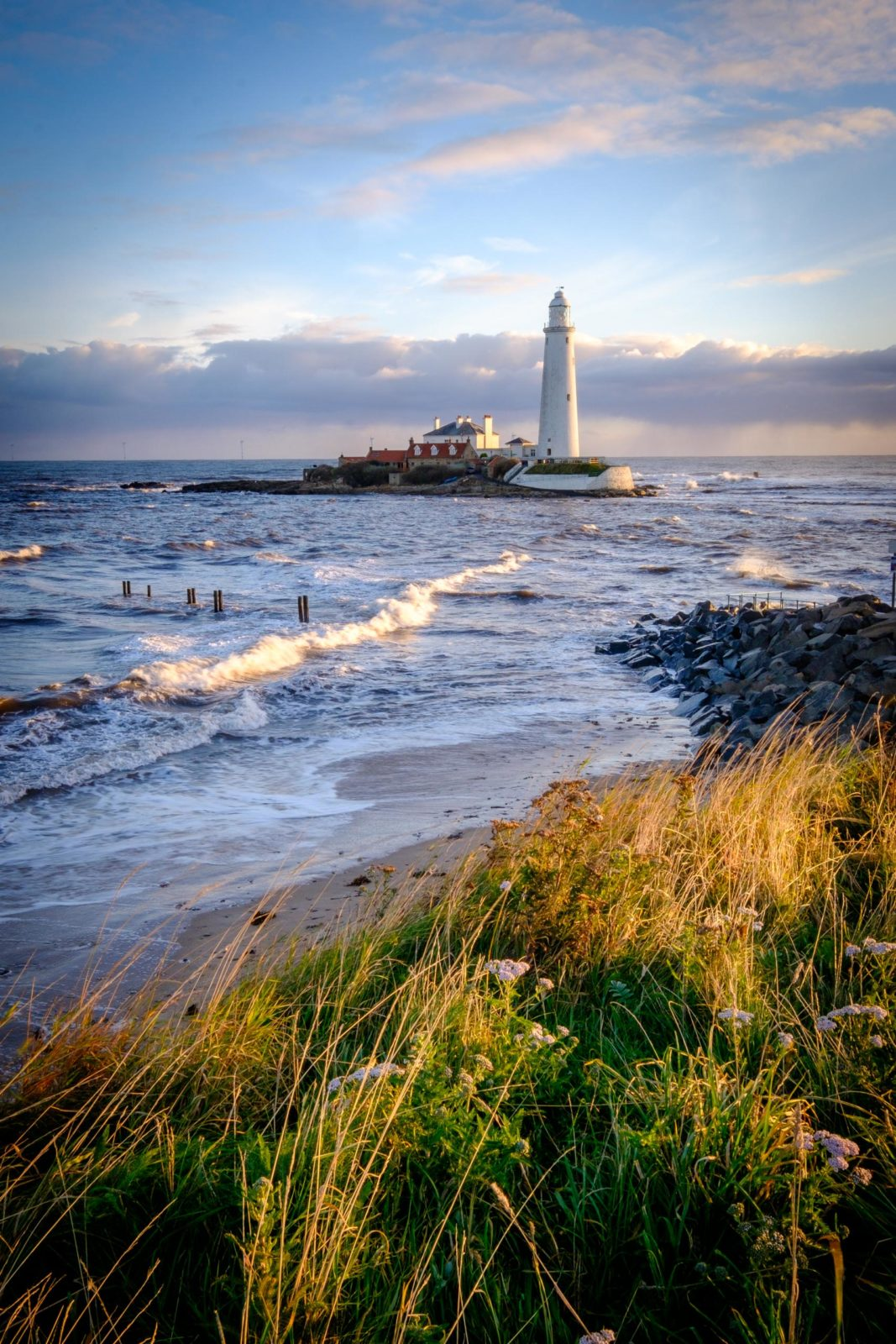 St. Mary's Island, Whitley Bay