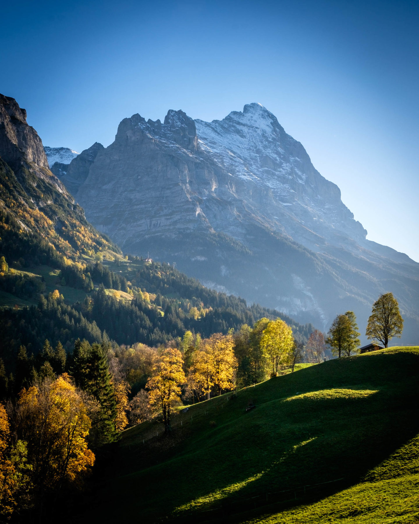 Eiger, Switzerland