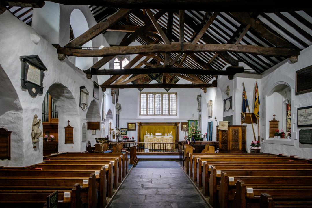 St Oswald's Church, Grasmere