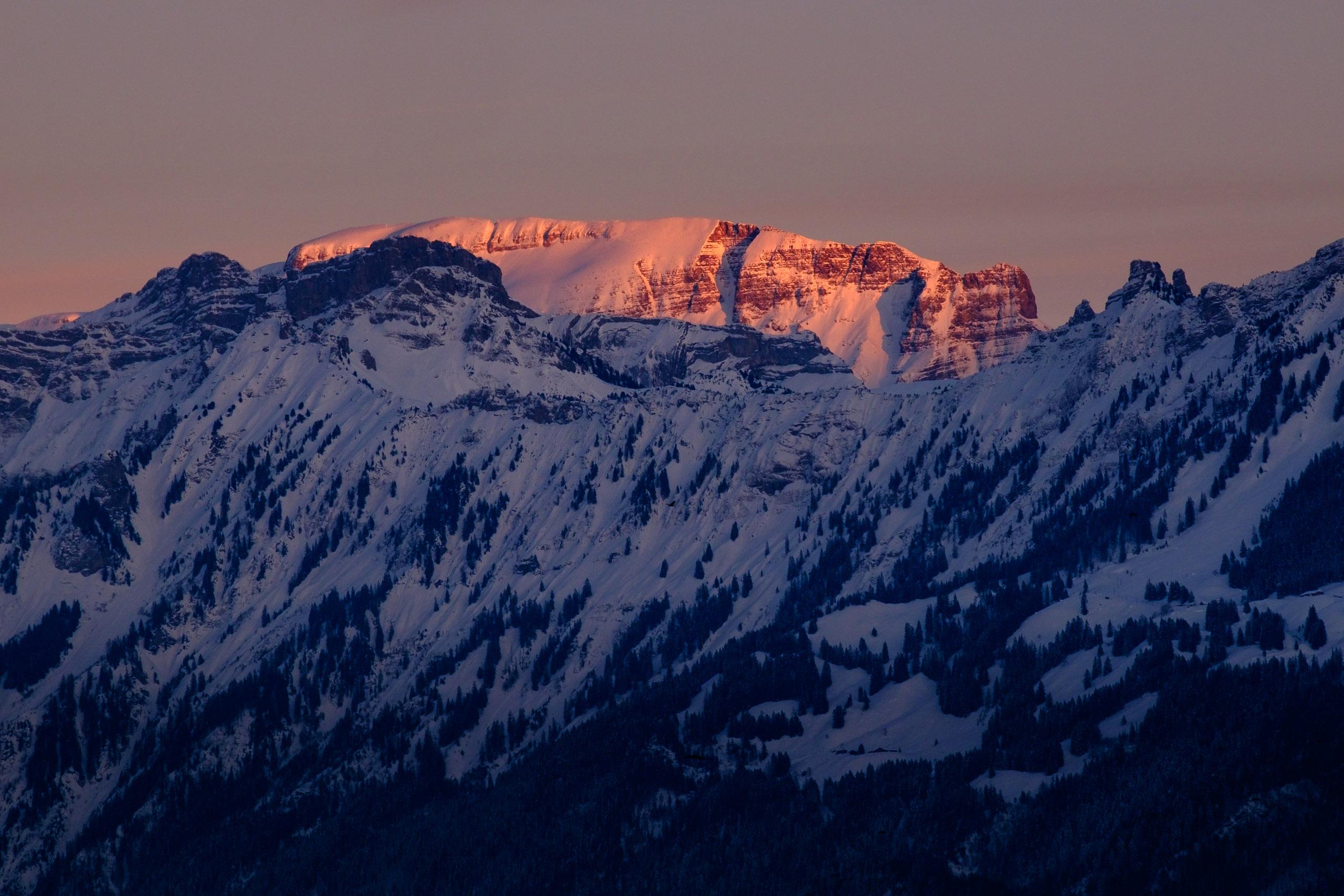 Winteregg (Bussalp), Switzerland