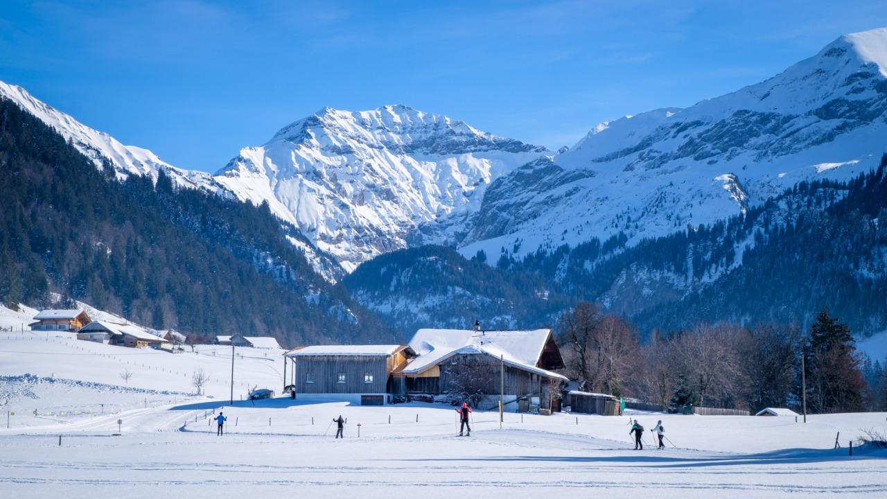 Aeschiried, Switzerland