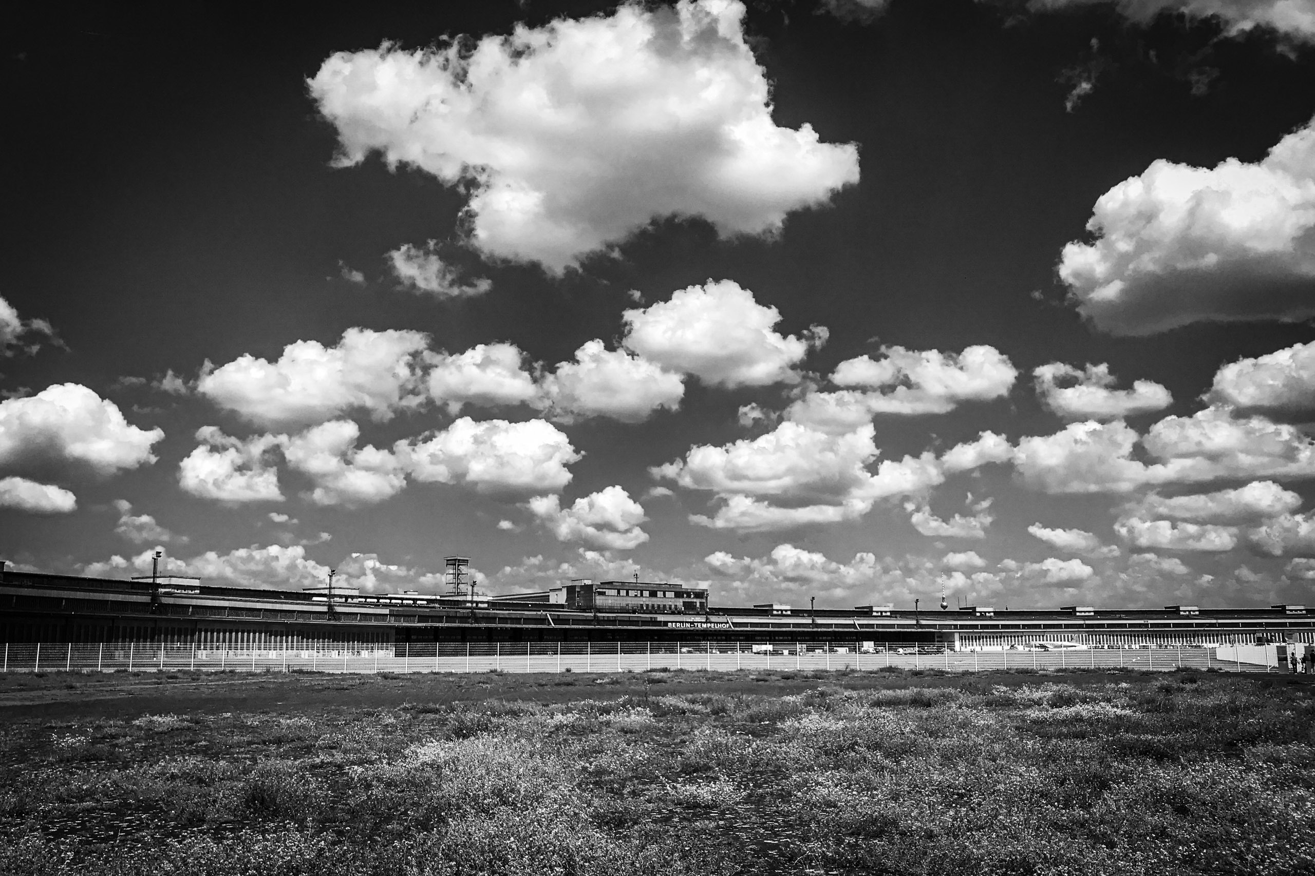 Tempelhoferfeld, Berlin, Germany
