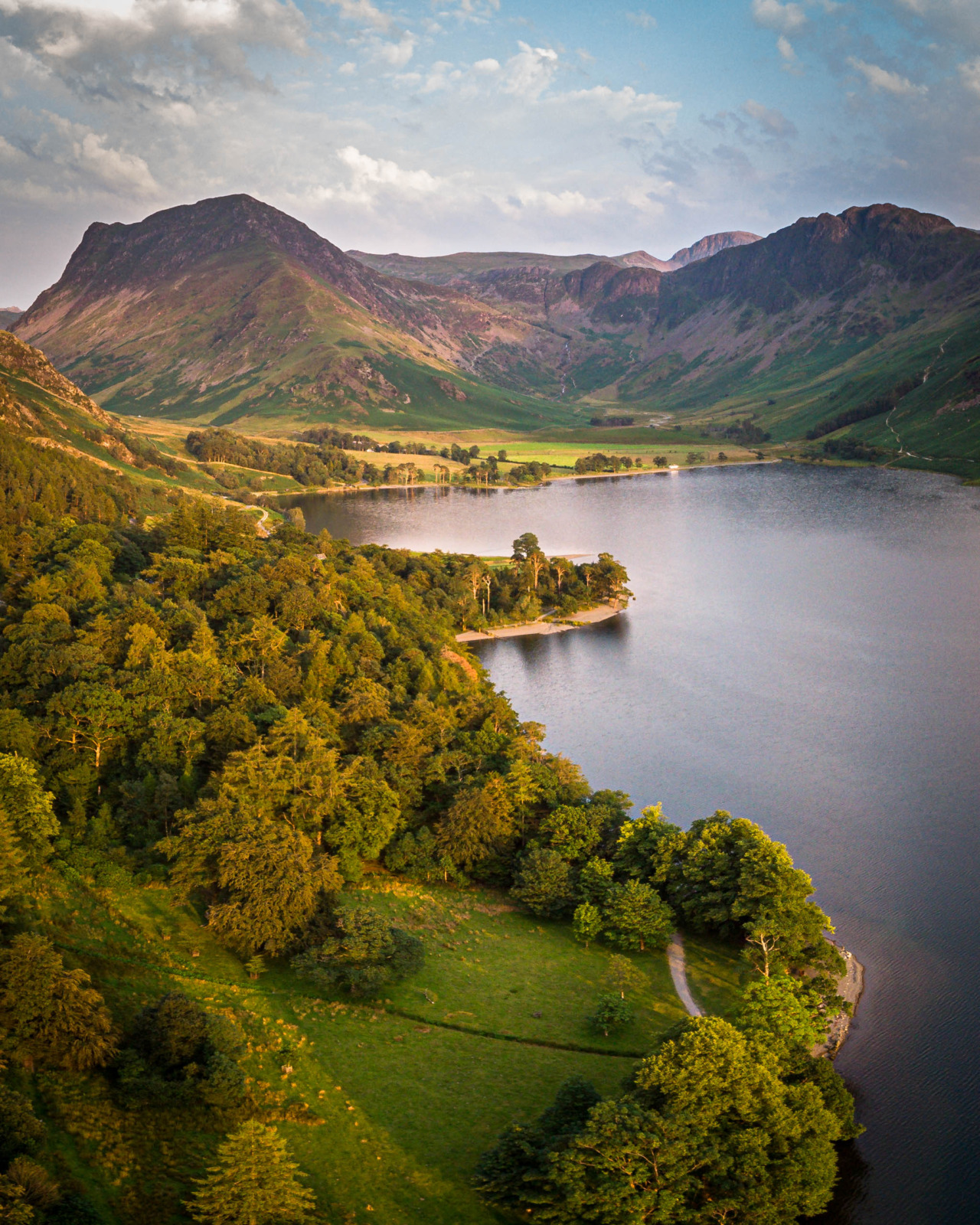 Fleetwith Pike, Haystacks and Buttermere