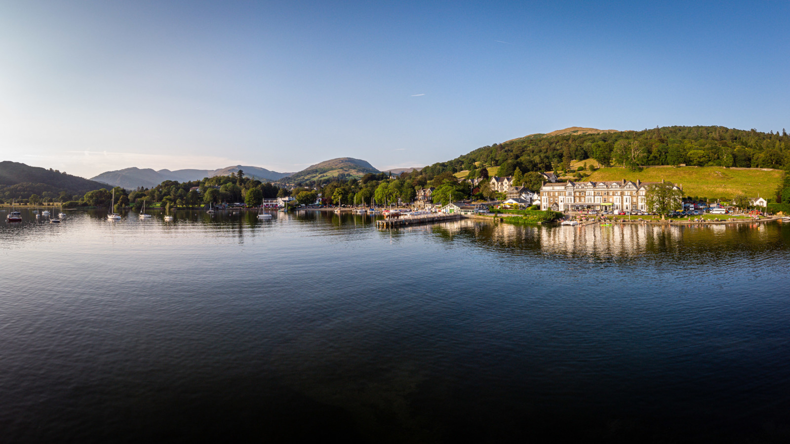 Waterhead Youth Hostel, Ambleside, Cumbria