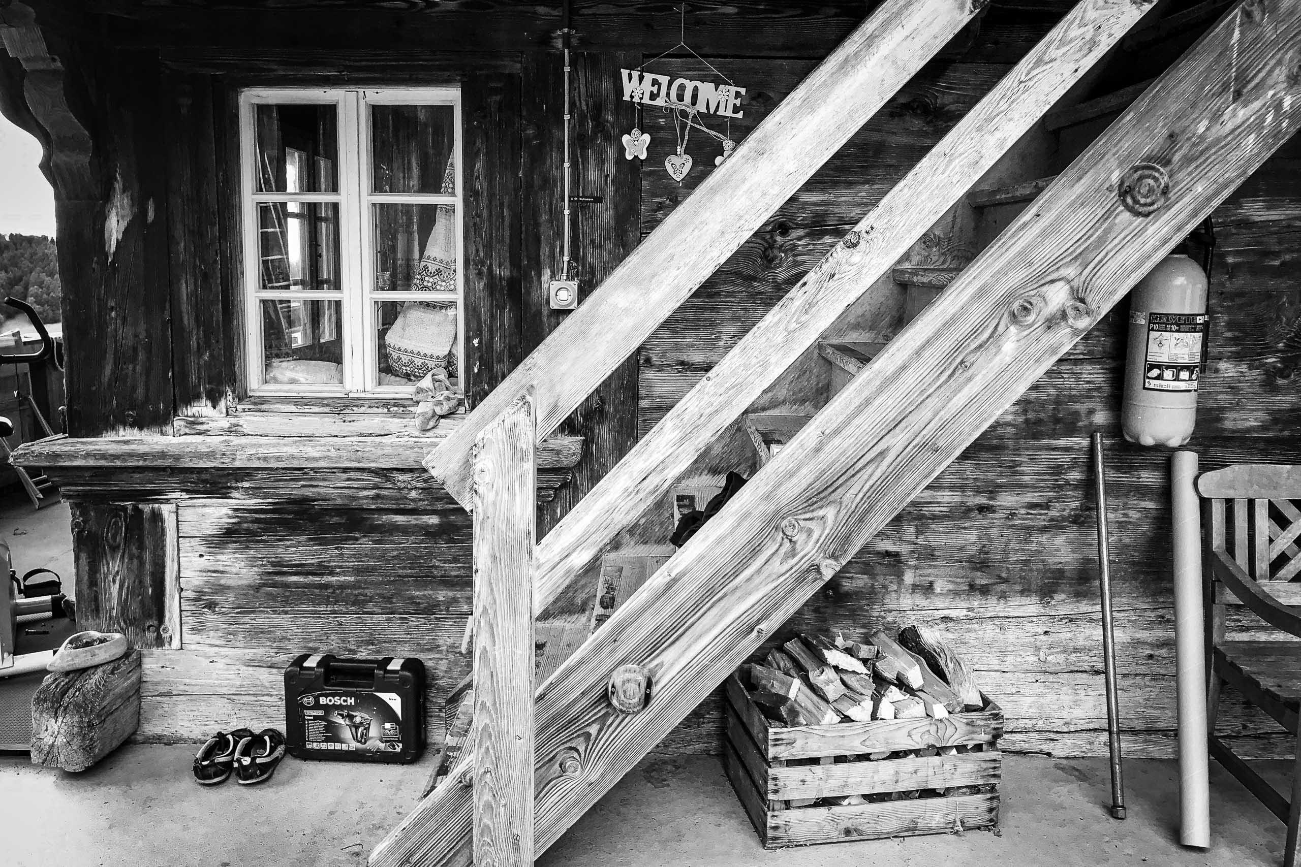 Farmhouse at Schallenberg in Heiligenschwendi