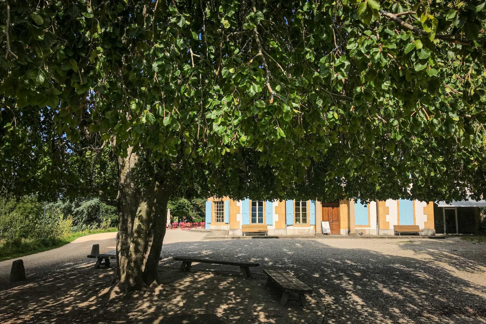 pro natura centre champ-pittet