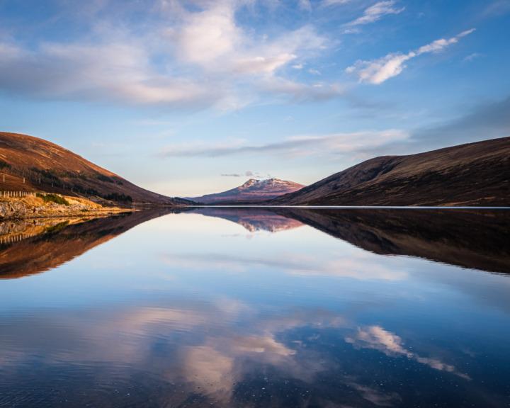 Loch a'Chroisg, Scotland