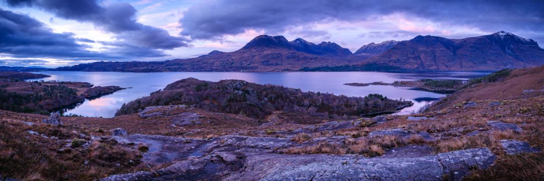Loch Torridon, Scotland