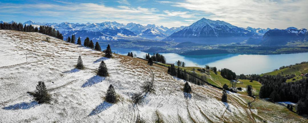 Tschingel ob Gunten, Switzerland