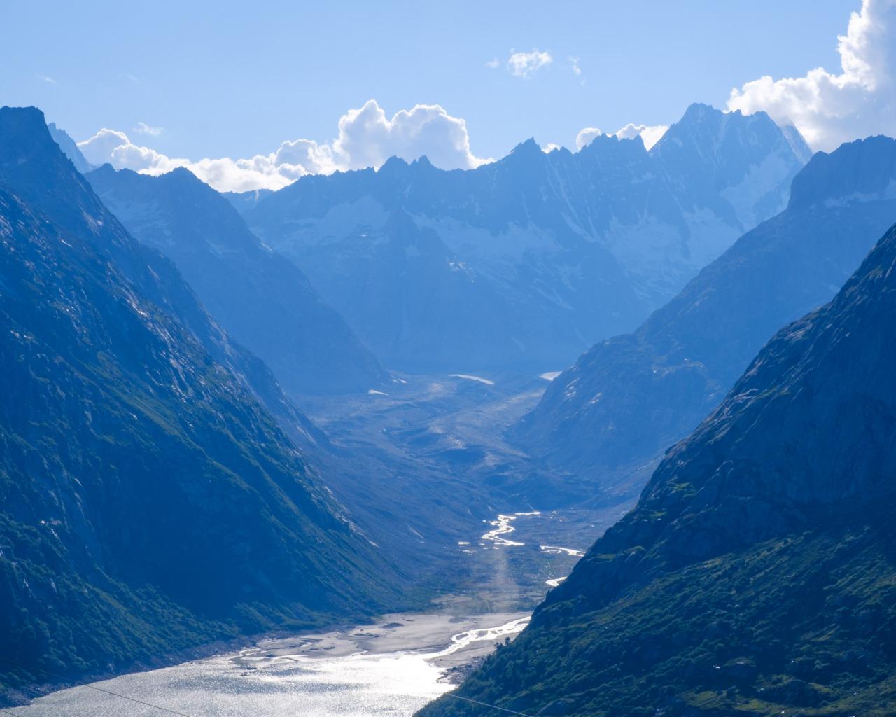 Unteraargletscher, Switzerland