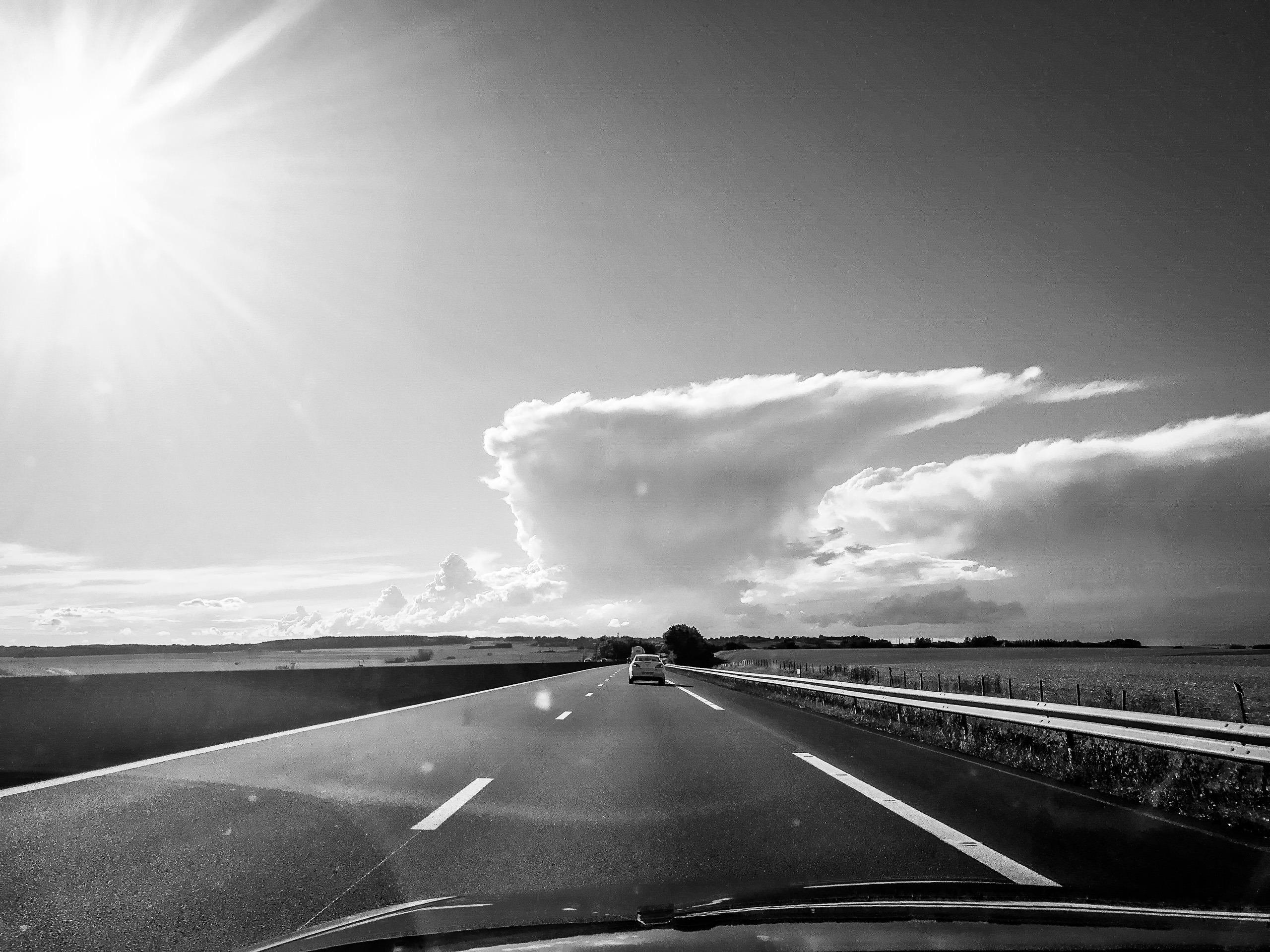 Autoroute des Anglais, France
