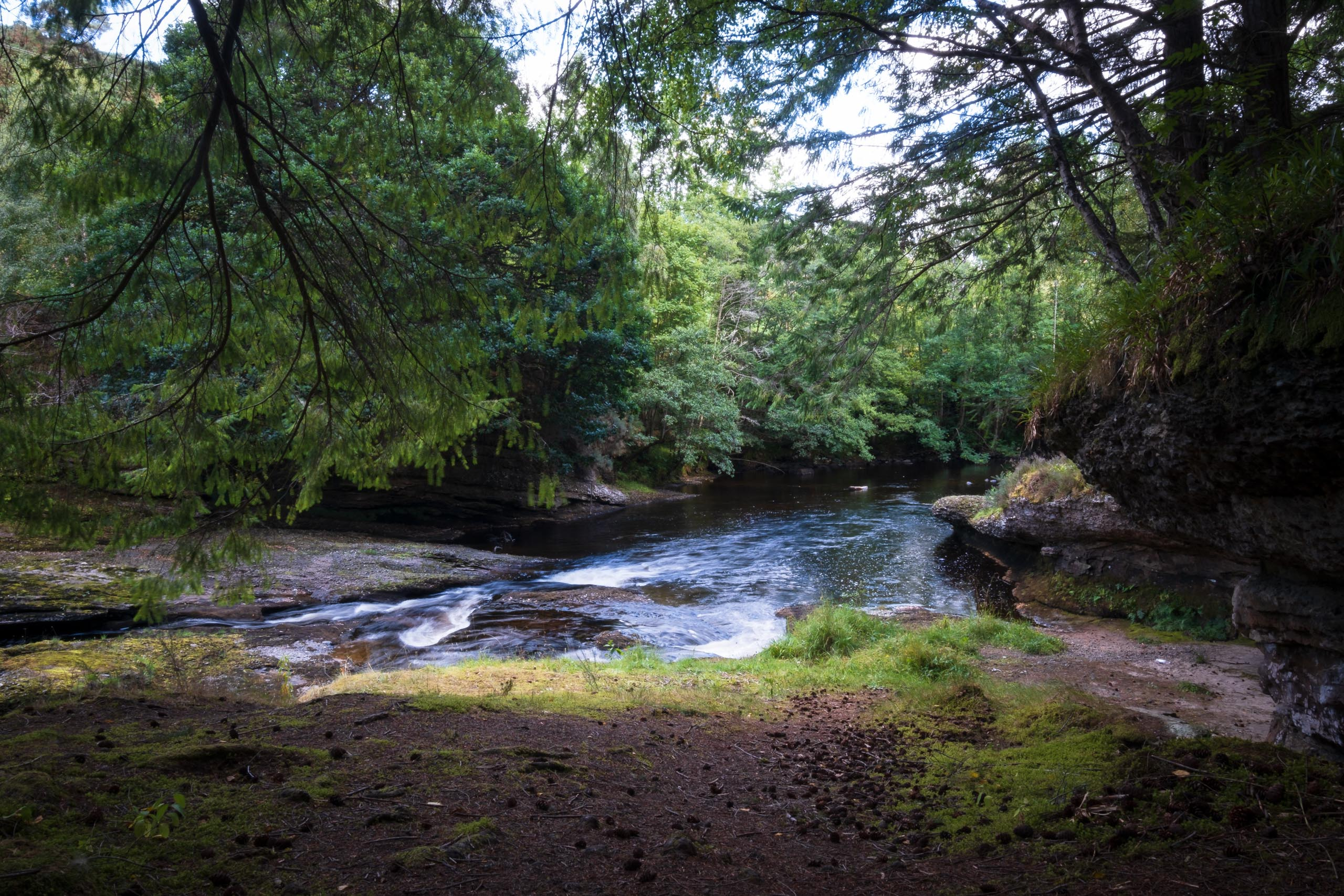 River Averon, Alness