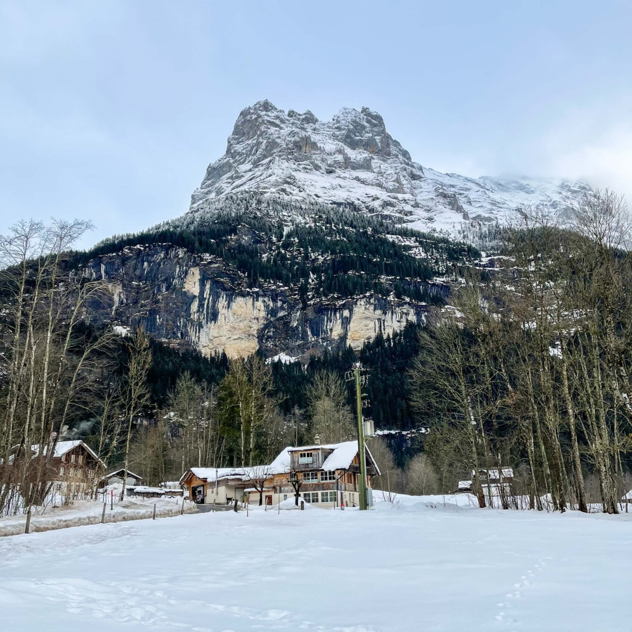 Beneath the Eiger, Grindelwald