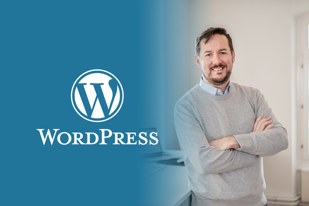 WordPress expert Mark Howells-Mead