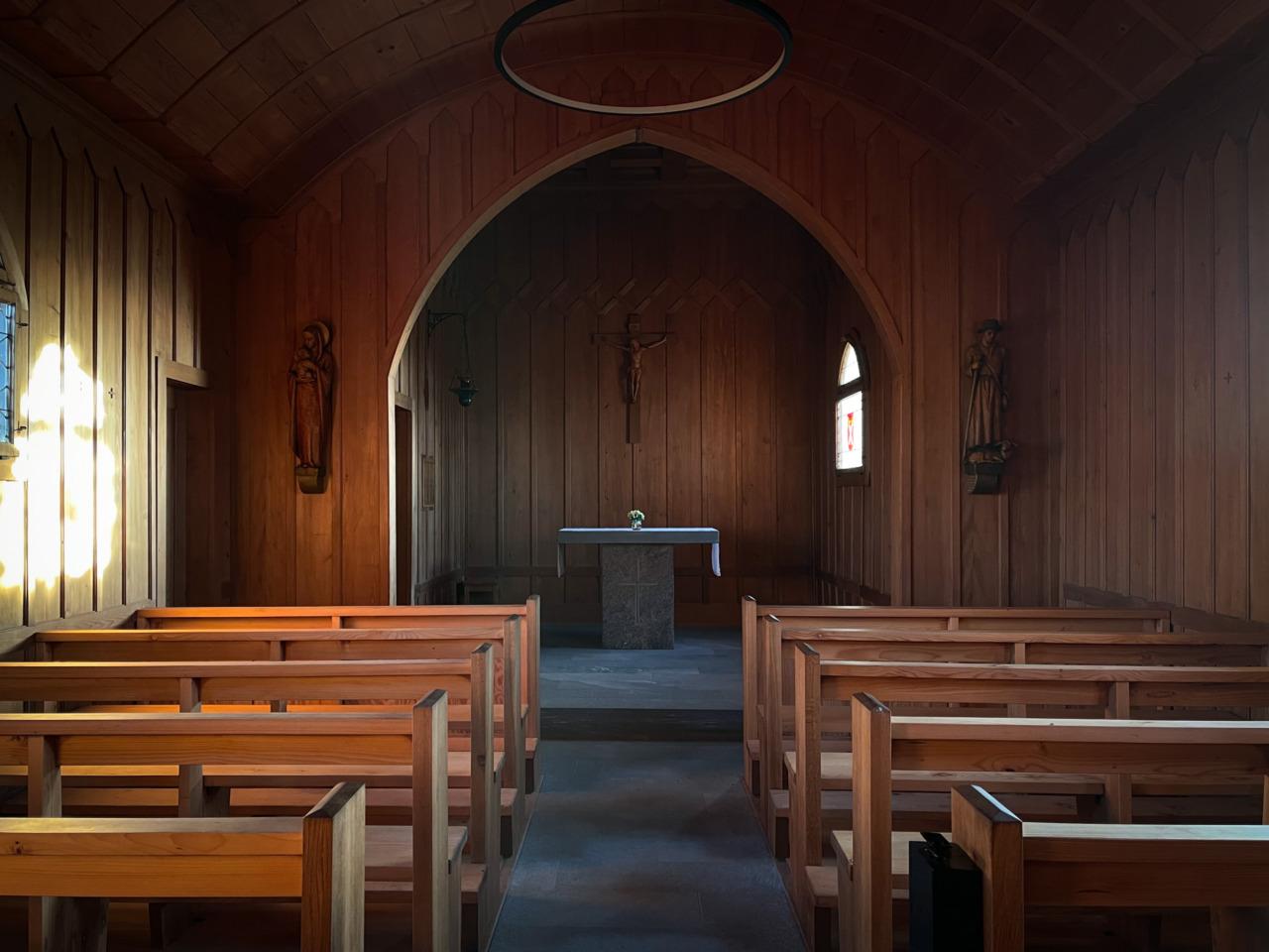 St. Wendelinskapelle, Seebodenalp, Küssnacht am Rigi