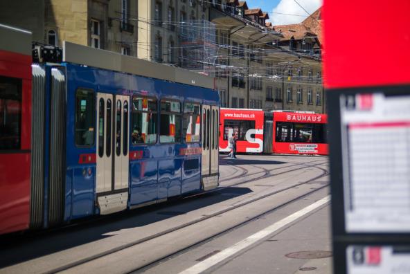 Zytglogge (line 6, 7, 8, 9), Bern