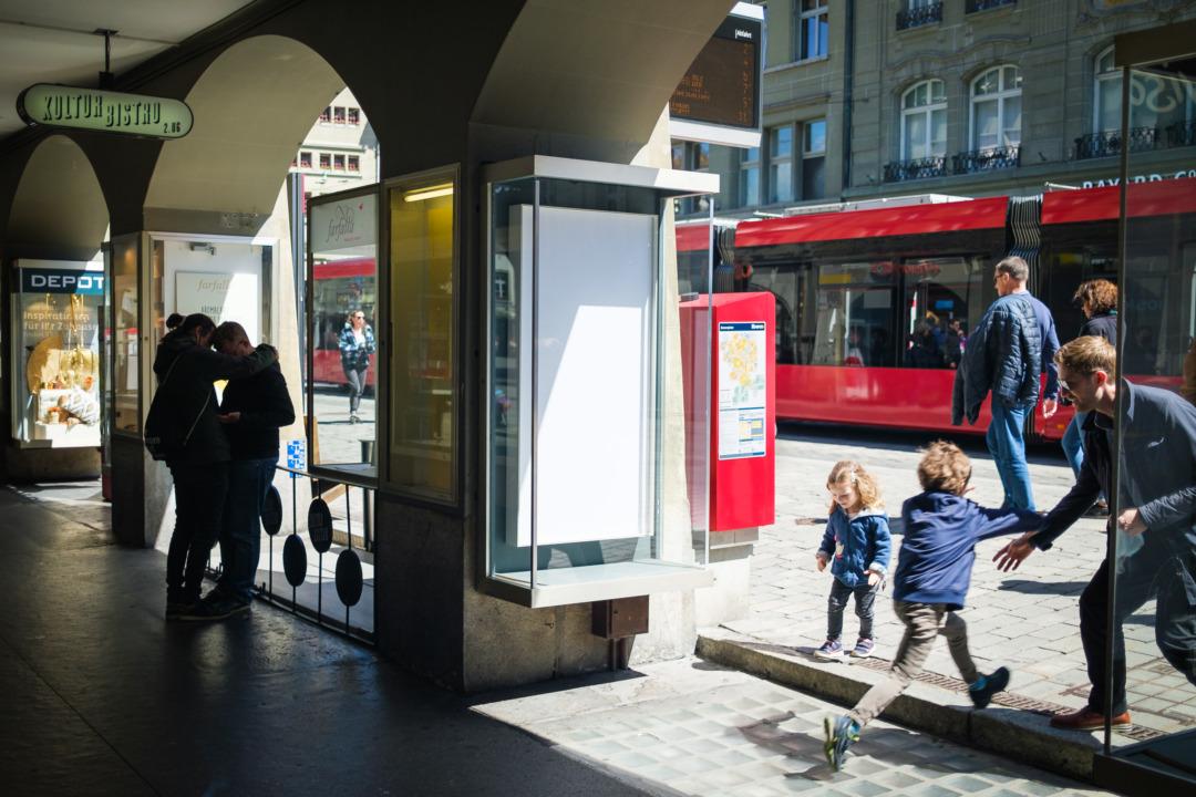 Bärenplatz (line 6,7,8,9), Bern, Switzerland