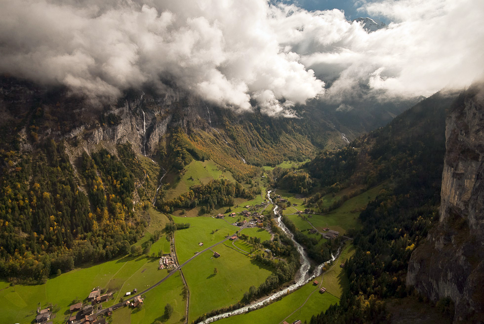 Stechelberg, Lauterbrunnen Valley